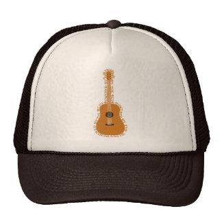 Blues Powered Hat Trucker Hat