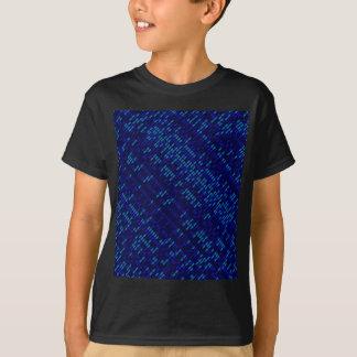 Blues Style Background T-Shirt