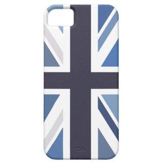 Blues Union Flag Jack Team GB  iPhone 5 Case