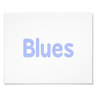 Blues word cornflower music design png photo