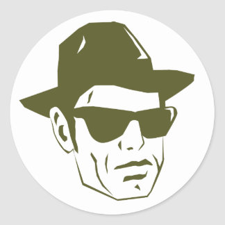 Bluesman Sticker