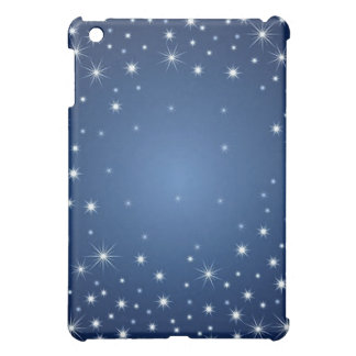 bluestarrybackground cover for the iPad mini