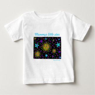 bluestarsinvert baby T-Shirt