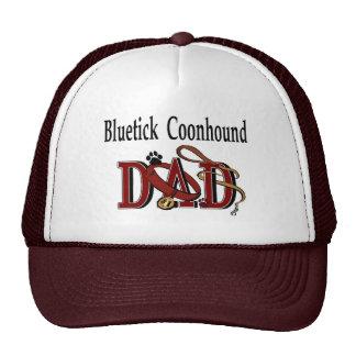 Bluetick Coonhound Dad Gifts Cap