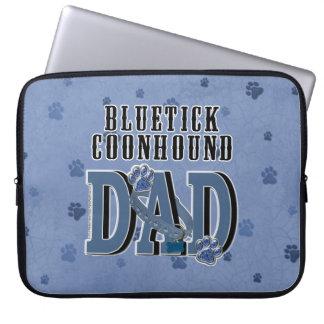 Bluetick Coonhound DAD Laptop Sleeve