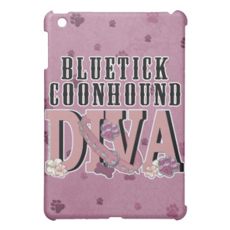 Bluetick Coonhound DIVA Case For The iPad Mini
