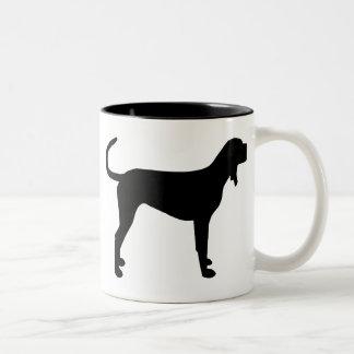 Bluetick Coonhound Gear Mugs