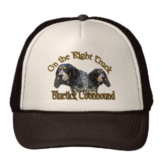 Bluetick Coonhound Gifts Hats