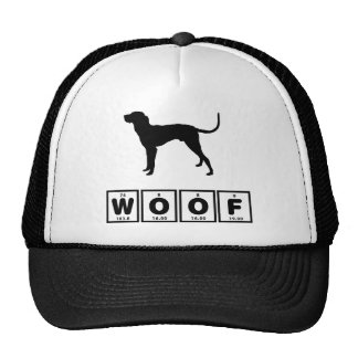 Bluetick Coonhound Mesh Hat