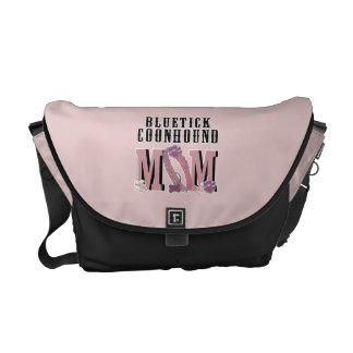 Bluetick Coonhound MOM Courier Bags