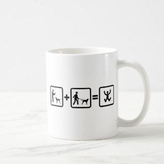 Bluetick Coonhound Coffee Mug