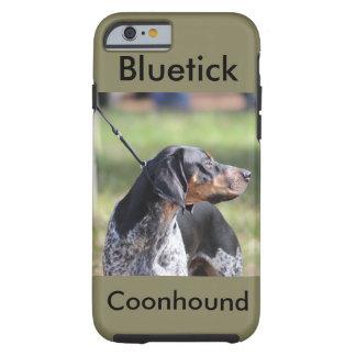 Bluetick Coonhound Phone Case Tough iPhone 6 Case
