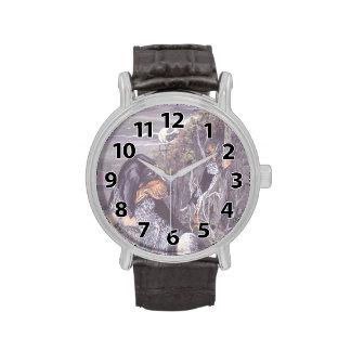 Bluetick Coonhound Puppy Dreamer Wristwatch