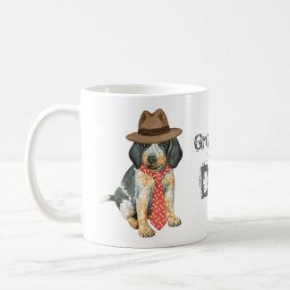 Bluetick Dad Basic White Mug