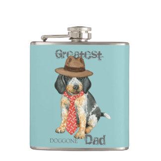 Bluetick Dad Flasks