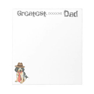 Bluetick Dad Notepads