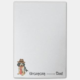 Bluetick Dad Post-it® Notes