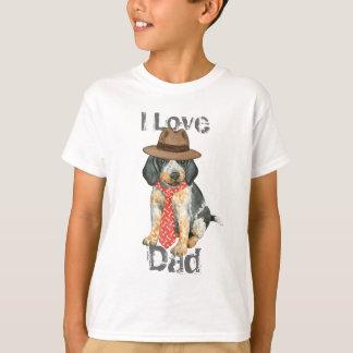 Bluetick Dad Tshirts