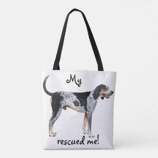 Bluetick Rescue Tote Bag