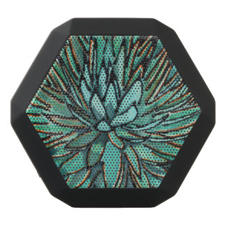 Bluetooth Speaker - Spiky Green Agave
