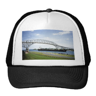 Bluewater Bridge Before There Were Two Trucker Hat