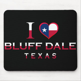 Bluff Dale, Texas Mouse Pad