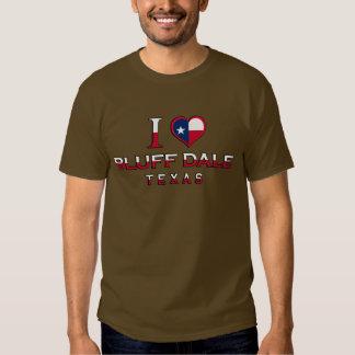 Bluff Dale, Texas T-shirts