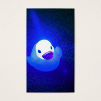 Bluing LED Duckie No. 1 Business Card