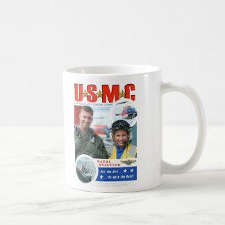Blumenfeld HLT Landing Basic White Mug