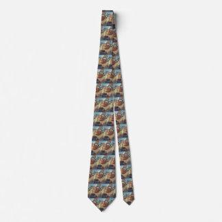 Blumenschein, Taos Native American Indian Portrait Tie