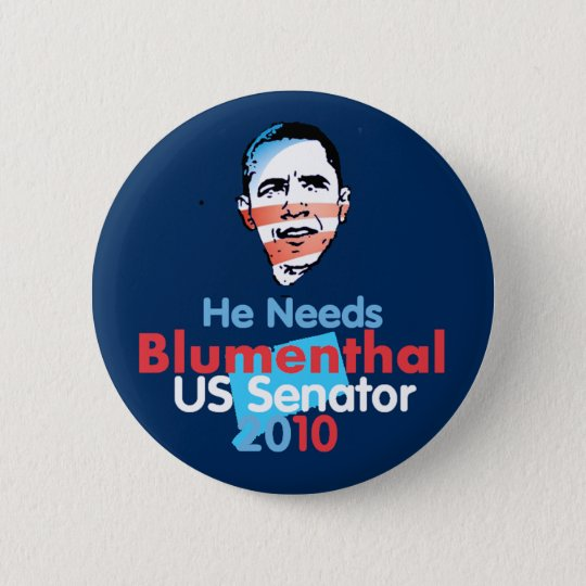 BLUMENTHAL Senate Button