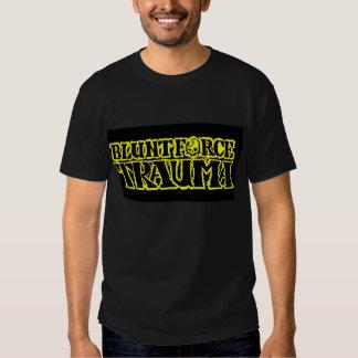 Blunt Force Trauma logo front Shirt