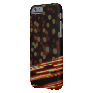 Blur Bright Lights Zoom iPhone 6/6s Barely There iPhone 6 Case
