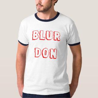 Blur Don T-Shirt