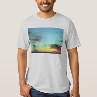 Blurred Clouds In The Sky Shirts