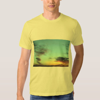 Blurred Clouds In The Sky Tee Shirt