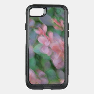 Blurred Flowers OtterBox Commuter iPhone 8/7 Case