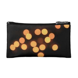 Blurred Lights Small Bag Makeup Bags