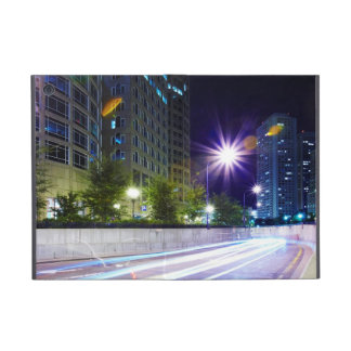 Blurred Traffic at Night iPad Mini Case