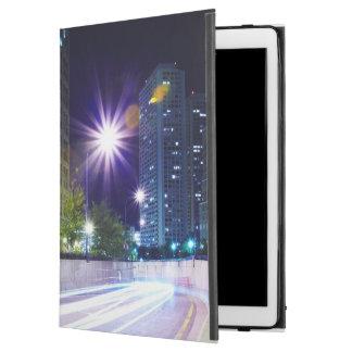 """Blurred Traffic at Night iPad Pro 12.9"""" Case"""