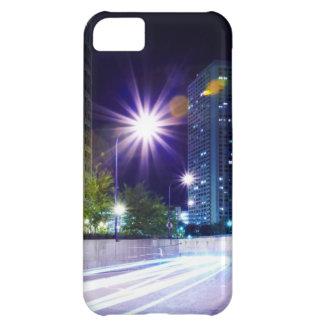 Blurred Traffic at Night iPhone 5C Case