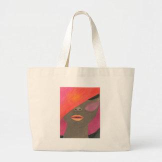 Blush Canvas Bags