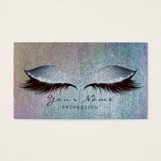 Blush Blue Gray Pain Lashes Makeup Eyes Glitter