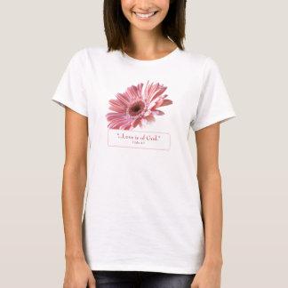 """Blush"" Daisy T-Shirt"