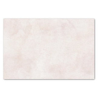 Blush Pink Pastel Watercolor Texture Wedding Tissue Paper