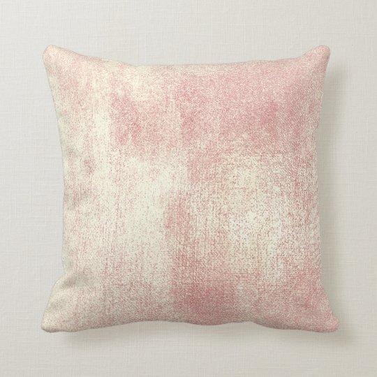 Blush Pink Rose Gold Minimal Painting Pastel Blush
