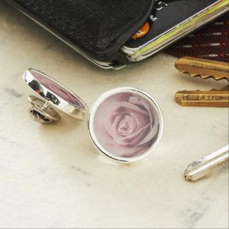 Blush Pink Rose Lapel Pin