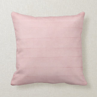 Blush Pink Watercolor Texture Look Girly Pastel Cushion