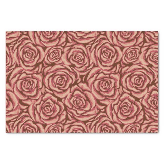 Blush Rose Tissue Paper