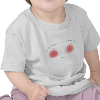 Blushes the Smiley Shirts